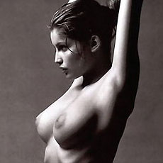 french supermodel turned actress laetitia casta's big tits